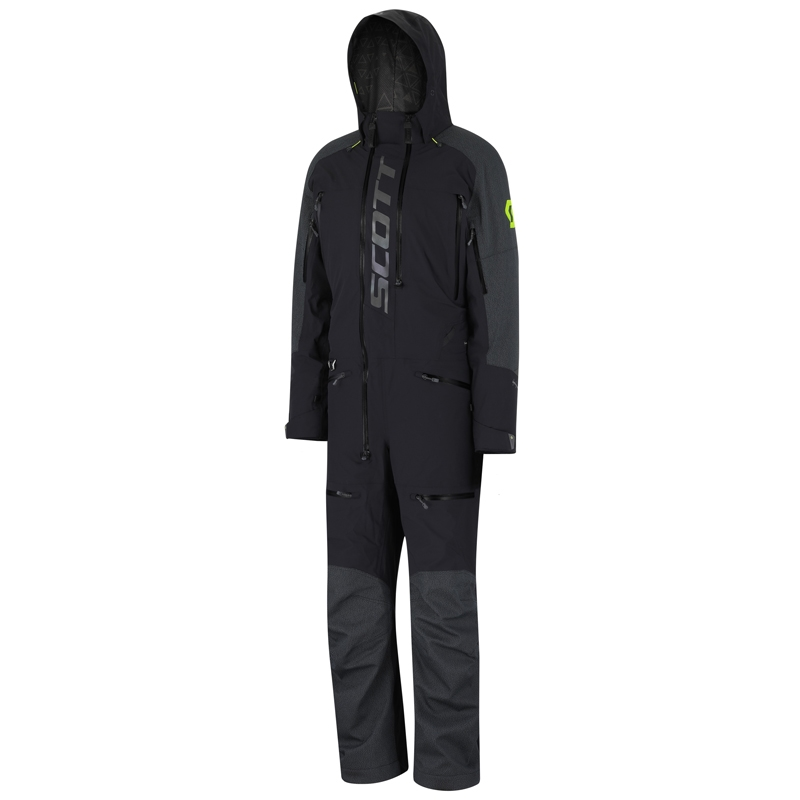 Scott DS Monosuit Flex Dryo, Black