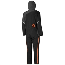 Scott Dryo Junior Monosuit, Black/Orange